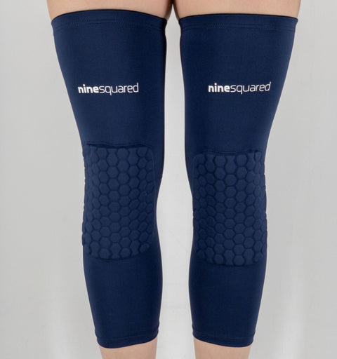 ninesquared ginocchiere agile long Navy