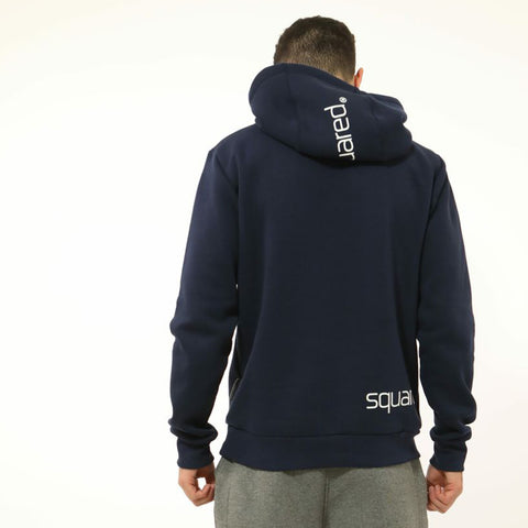 ninesquared uomo felpa hoodie pallavolo volleyball Blue
