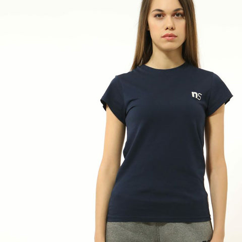 ninesquared donna tshirt pallavolo volleyball Blue