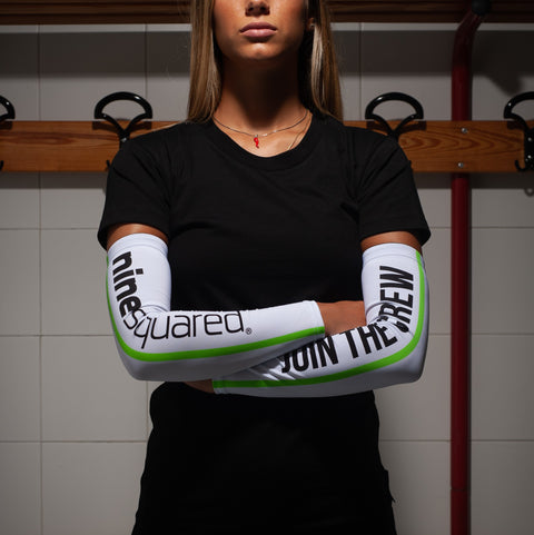 ninesquared manicotti arm sleeves pallavolo volleyball