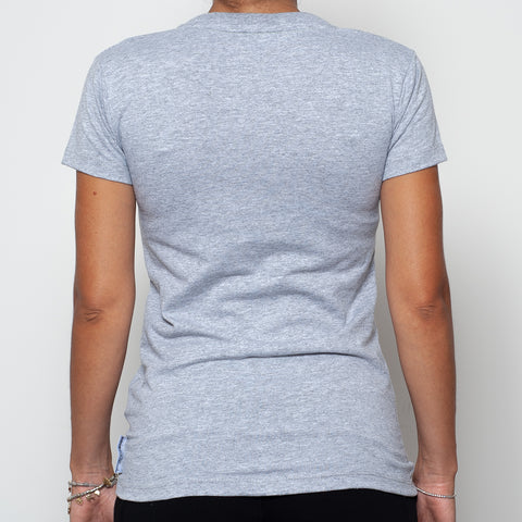ninesquared donna tshirt pallavolo volleyball Grey