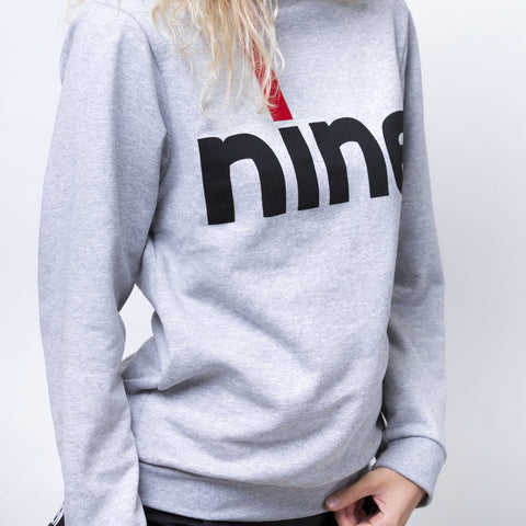 sweater felpa ninesquared be nine donna woman pallavolo volleyball