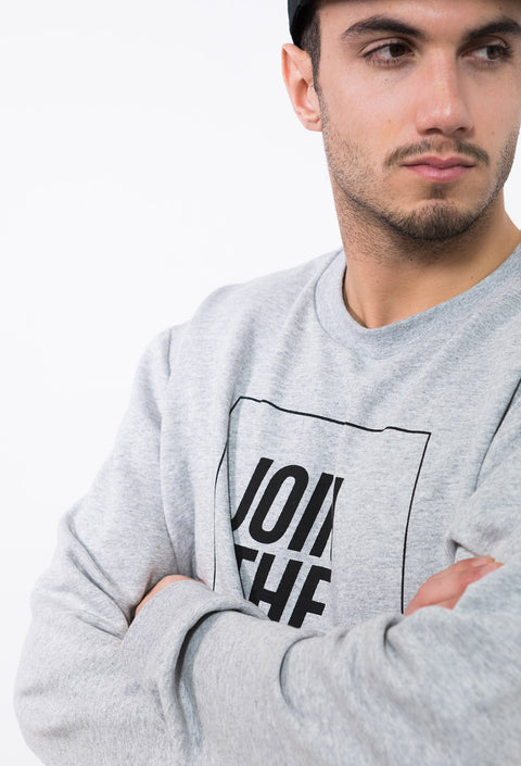 sweater felpa ninesquared join the crew uomo man pallavolo volleyball