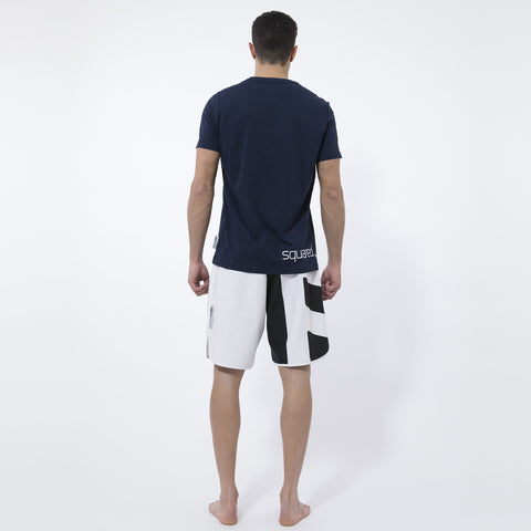 t-shirt ninesquared uomo pallavolo volleyball Blue