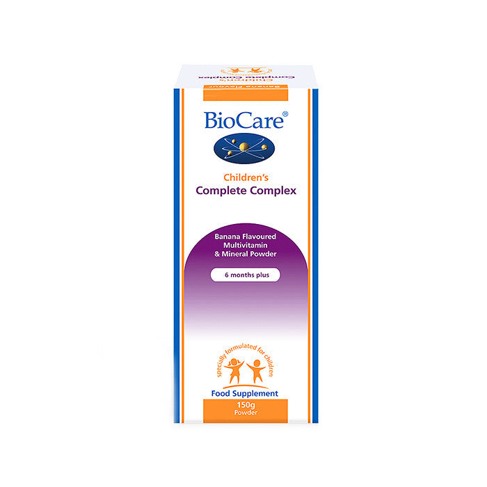 biocare children complete complex food supplement
