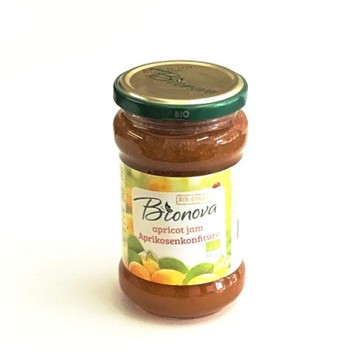 apricot flavoured jam by bionova