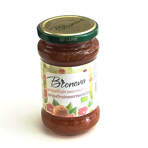 grapefruit flavoured marmalade by bionova