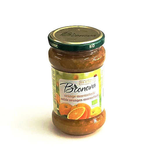orange traditional English flavour marmalade