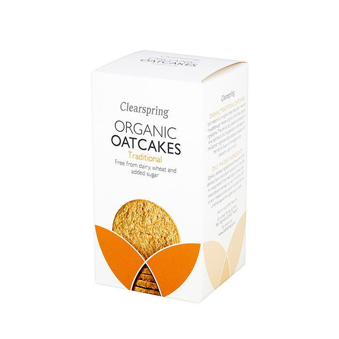 traditional organic oatcakes by clearspring
