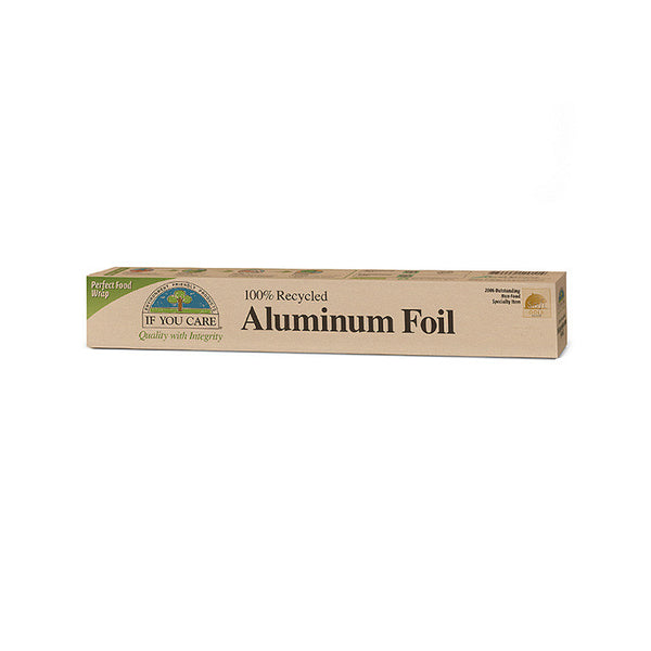 aluminium fine quality foil 100% recycled by If you care