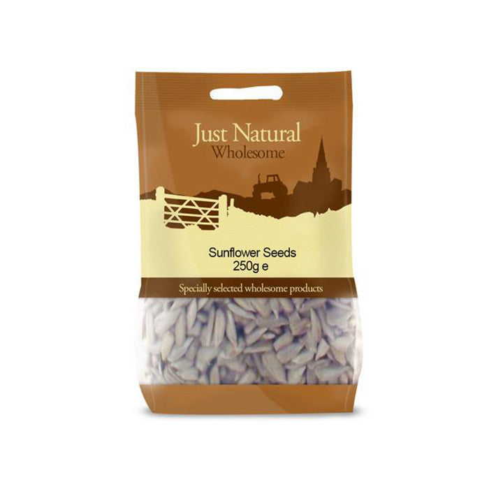 sunflower seeds by just natural