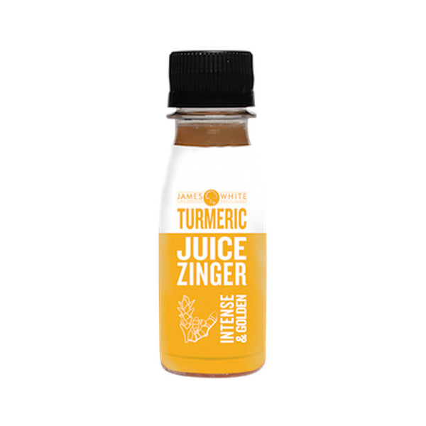 turmeric juice zinger with intense flavour by James White