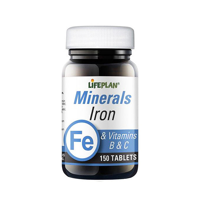 life plan iron tablets sold at shorebeing natural foods