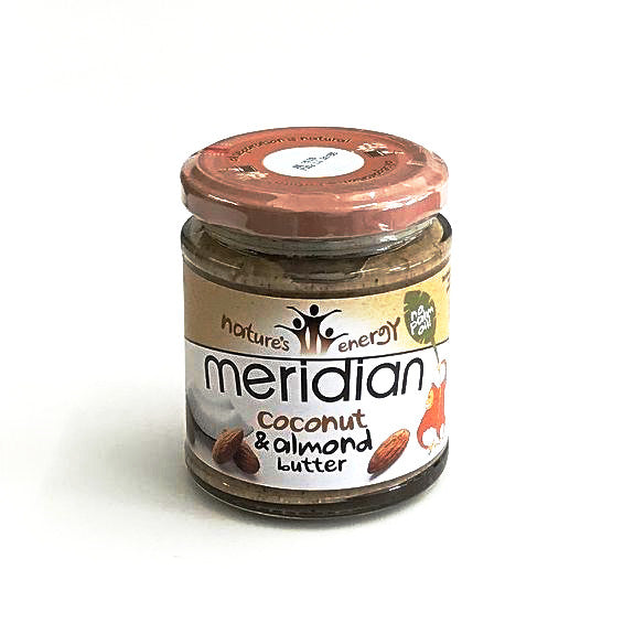 coconut and almond butter by meridian