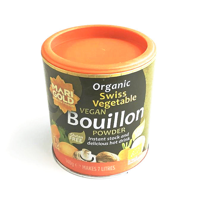 marigold reduced salt vegetable bouillon powder