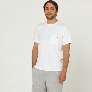 ILWJ BASIC SHIRT MEN white