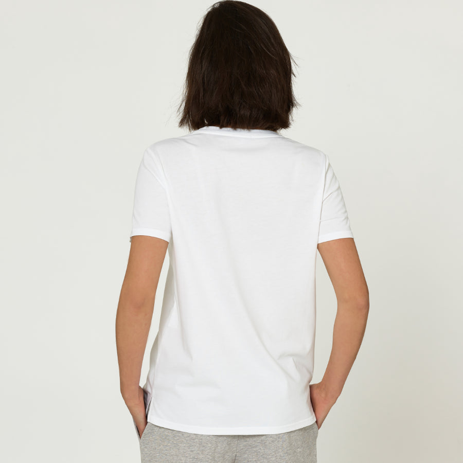 ILWJ BASIC SHIRT white