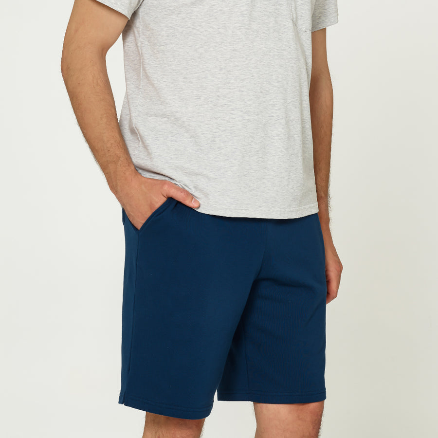 ILWJ RELAX SHORTS MEN ocean blue