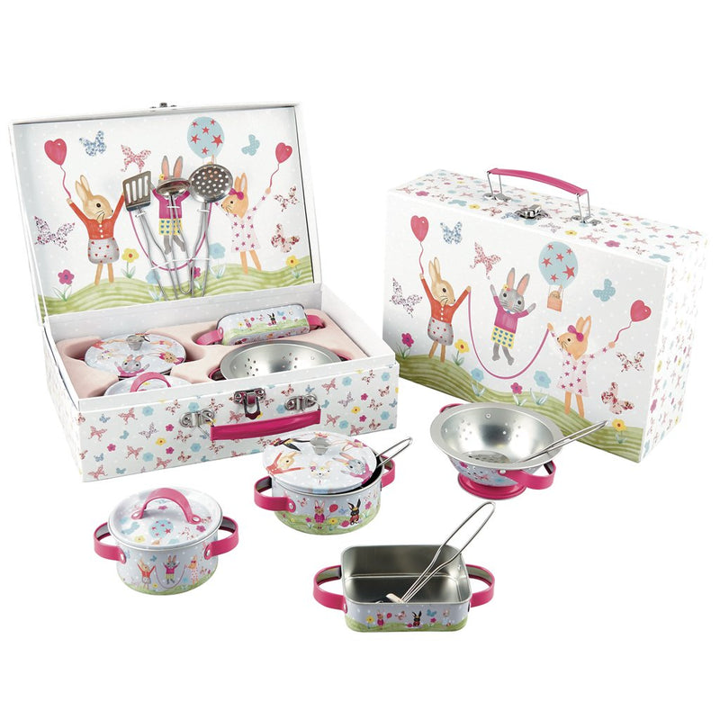 Bunny Rabbit Kitchen Set