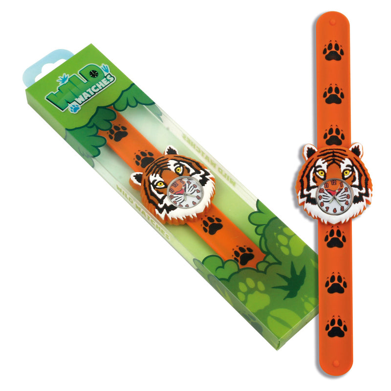Tiger Snap Band Watch