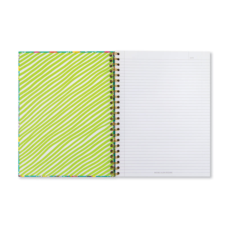 Fin-tastic Ideas A4 Notebook