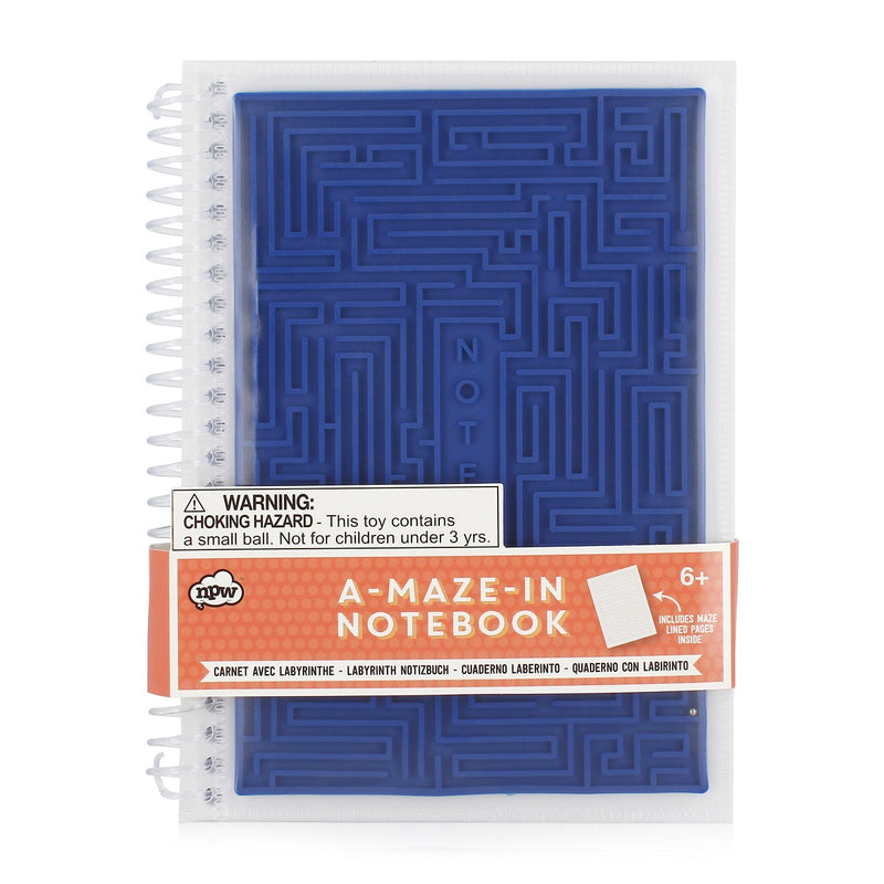 A-maze-in notebook