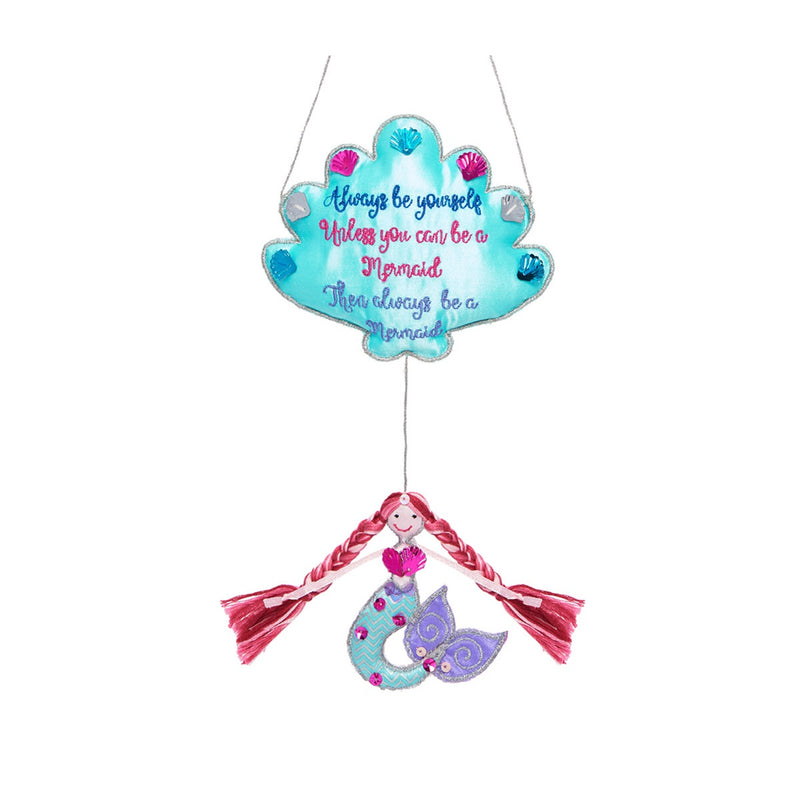 Mermaid Hanging Decoration