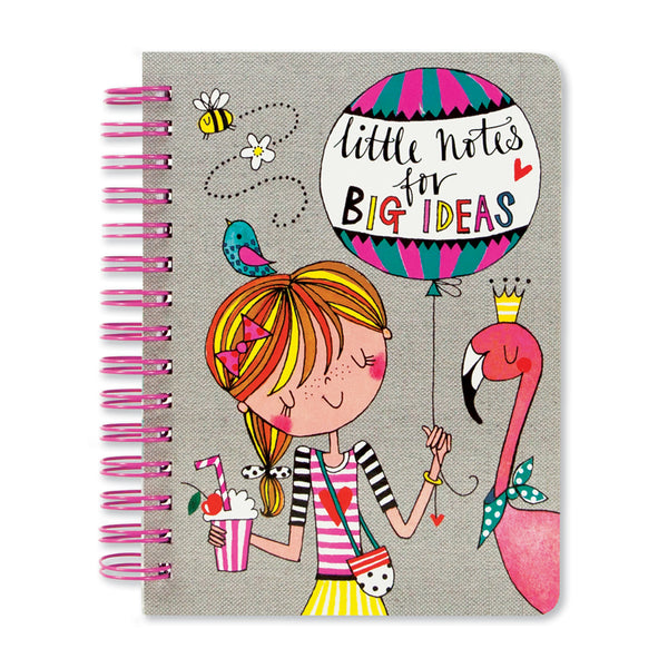 Little Notes for Big Ideas Notebook
