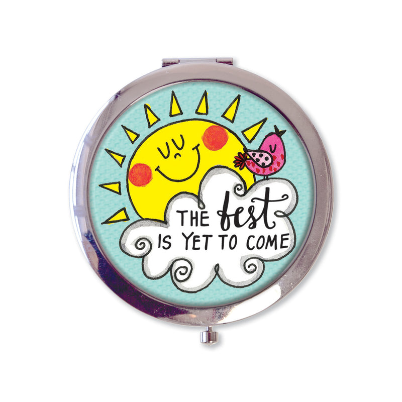 Compact Mirror - The Best is Yet to Come