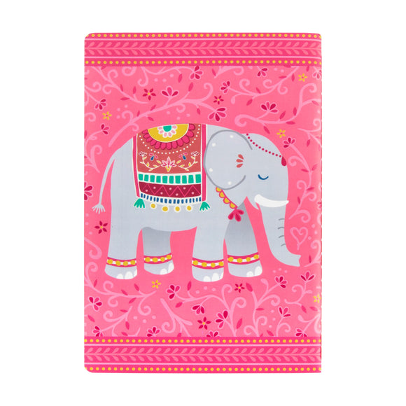 Elephant A5 Notebook