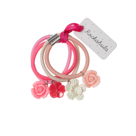 Rosa Ponybands (red & pink)