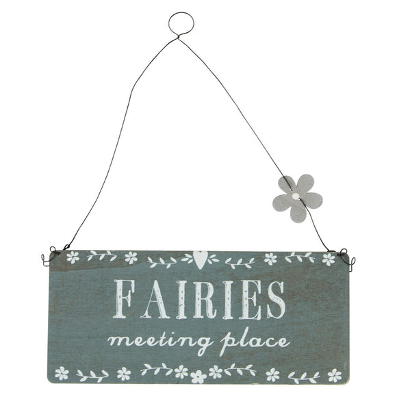 'Fairies meeting place' Hanging Decoration
