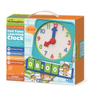 Tell the Time Learning Clock