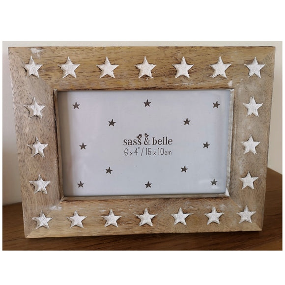 Star Photo Frame