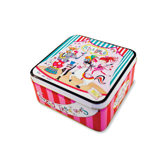 Circus 'Amazing Treasures' Tin