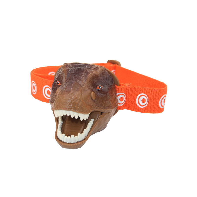T-Rex Head Torch