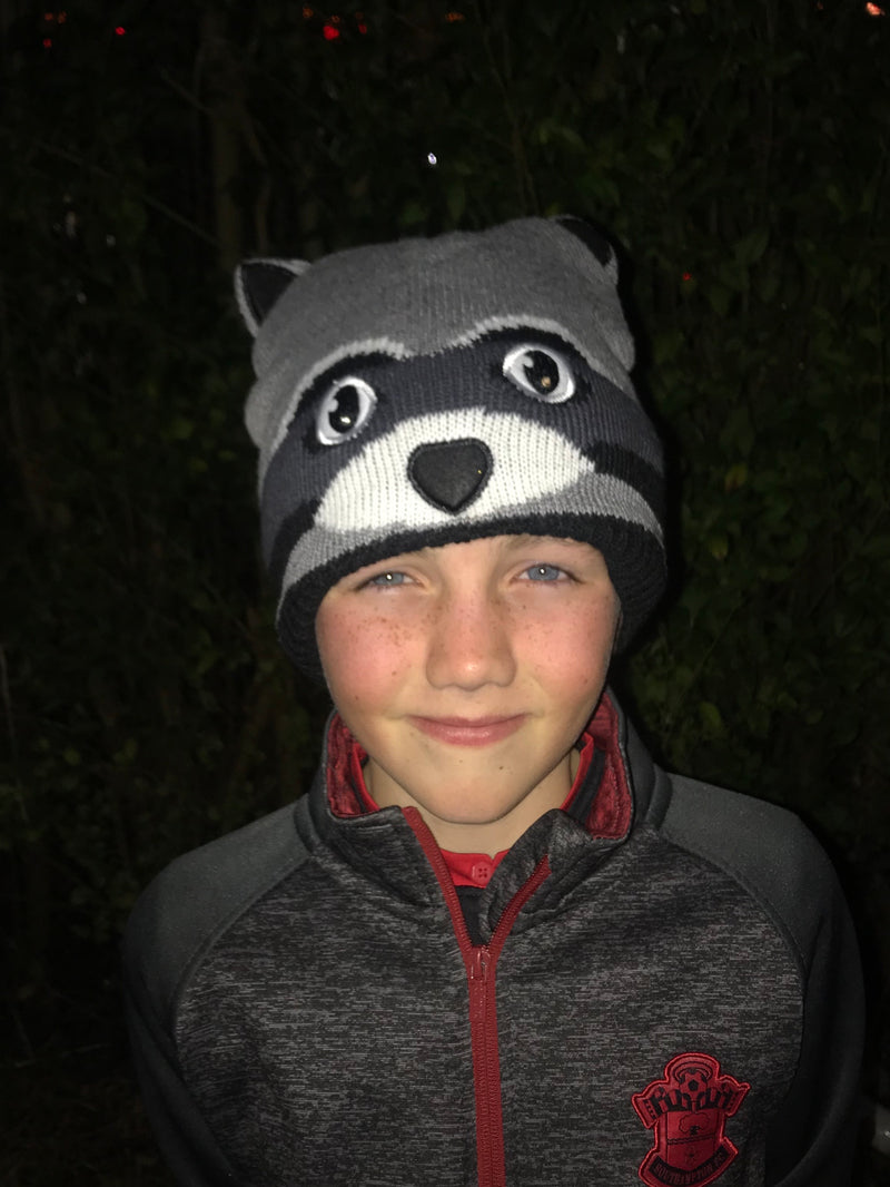 Rusty the Raccoon - Brighteyes Hat