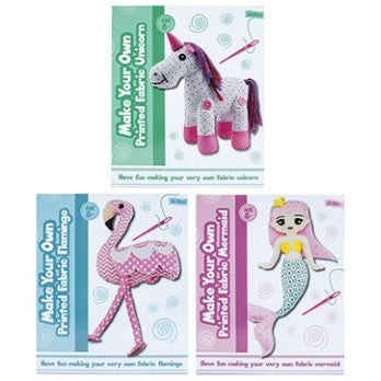 Make Your Own Flamingo, Unicorn or Mermaid