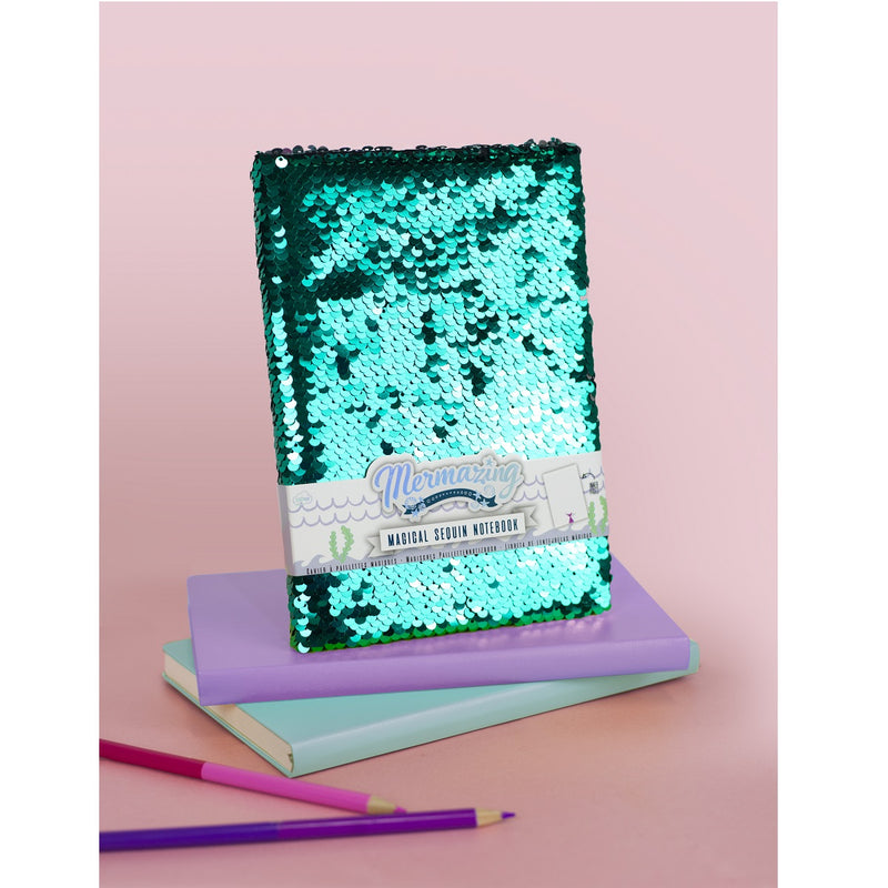 Mermazing Mermaid Scaly Notebook
