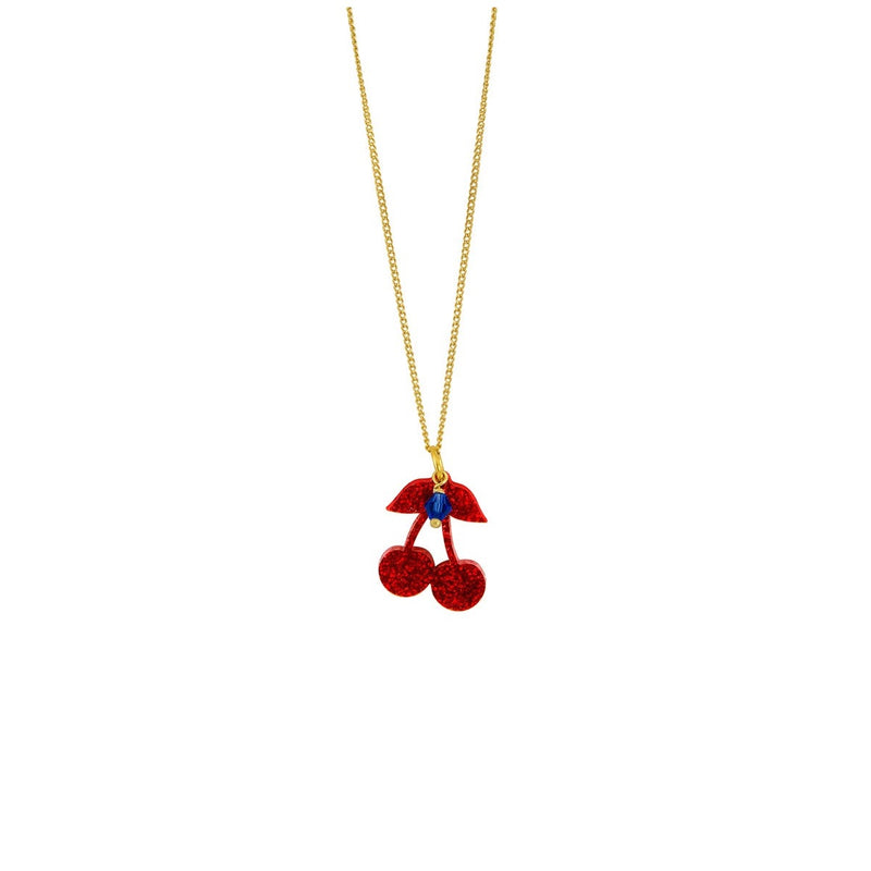 Very Cherry Necklace