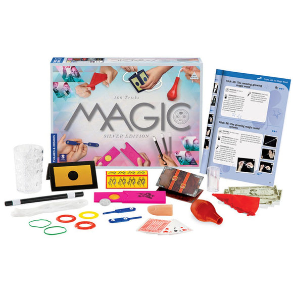 Magic Set - Silver Edition
