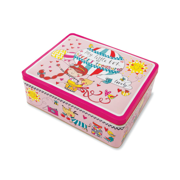 Secret Treasures Tin