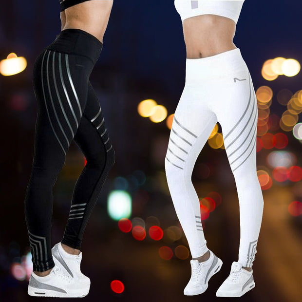 Shiny Fitness Leggings