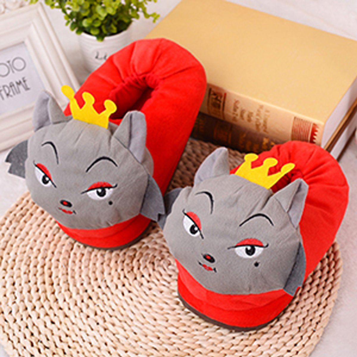 Cartoon Home Slippers