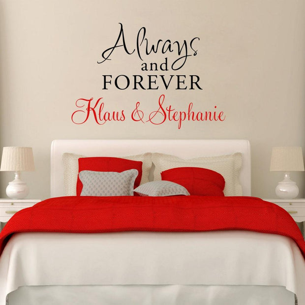 Personalized Couples Wall Decoration