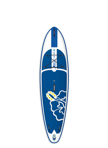 Kona Active 10.8, Inflatable Sup - Suplife Adventure