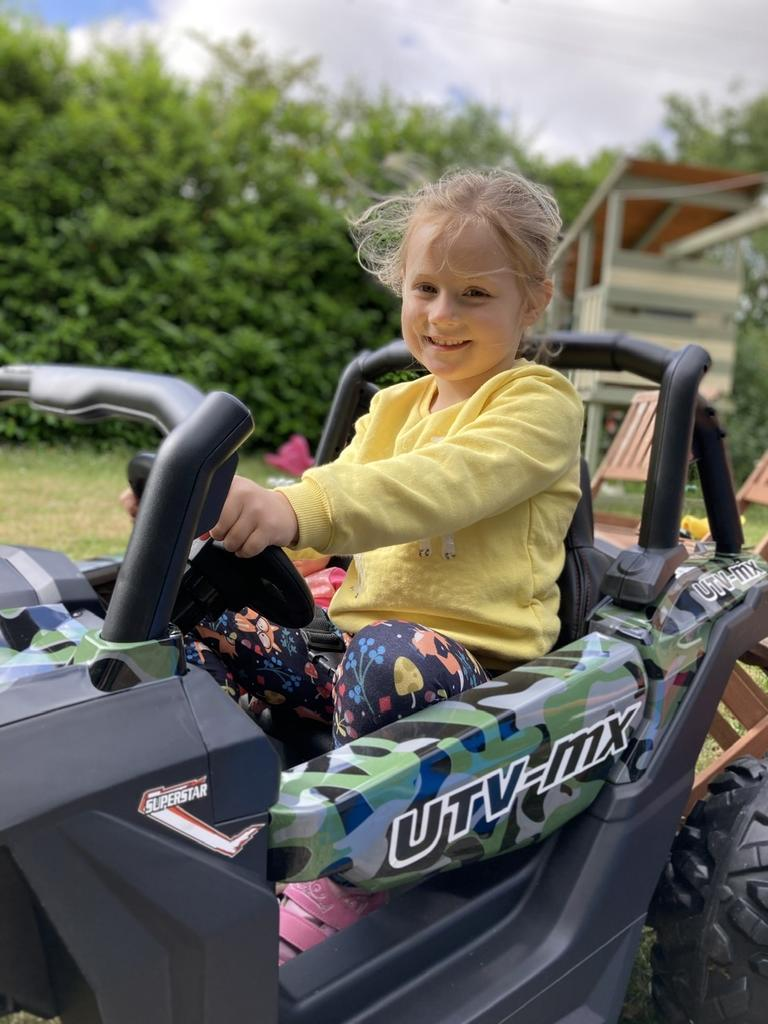24V RiiRoo MaxPow UTV MX -  kids battery electric ride on