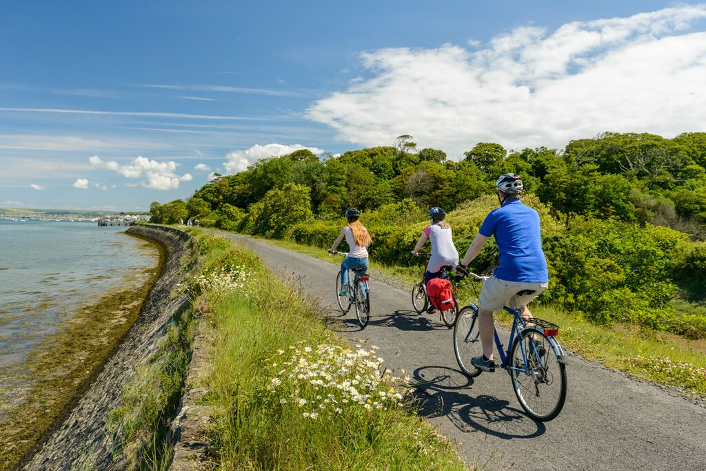 Tarka Trail, Devon cycling