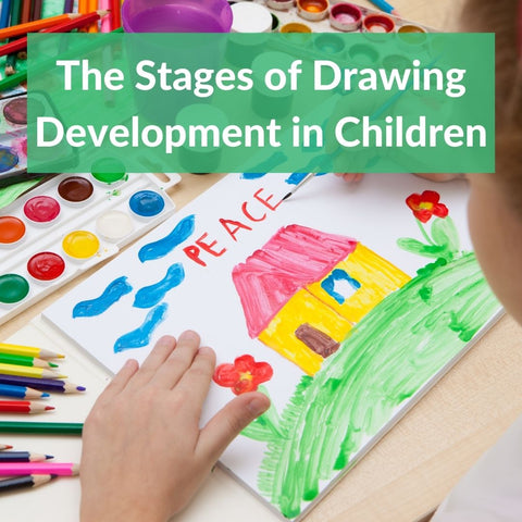 The Stages of Drawing Development in Children