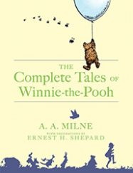 Complete Tales of Winnie The Pooh Book